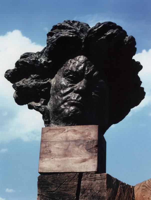 Bethoven (bronz, soukromá sbírka)
