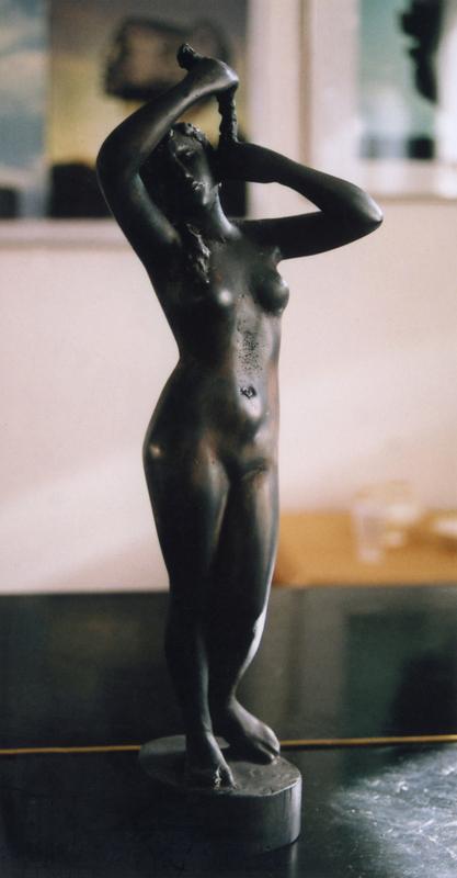 Ráno (bronz, soukromá sbírka)